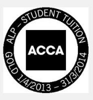 acca обучение экзамен сертификат